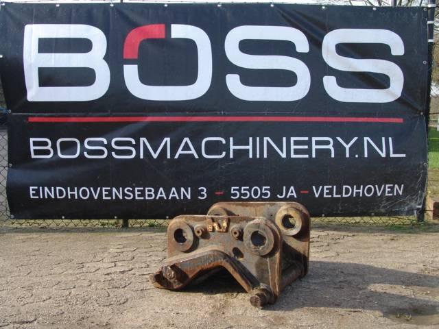 Eindhovensebaan 3 5505 Ja Veldhoven.Bossmachinery Used Quick Hitch
