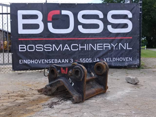 Eindhovensebaan 3 5505 Ja Veldhoven.Bossmachinery Used Verachtert Cw40 Quick Hitch